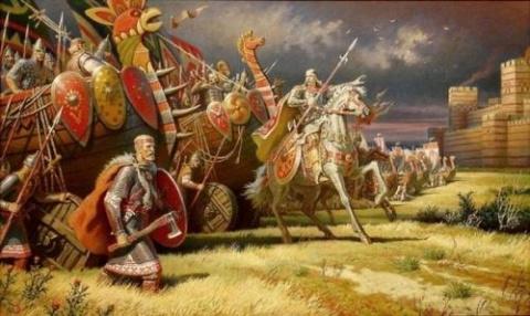 Неизвестная история России