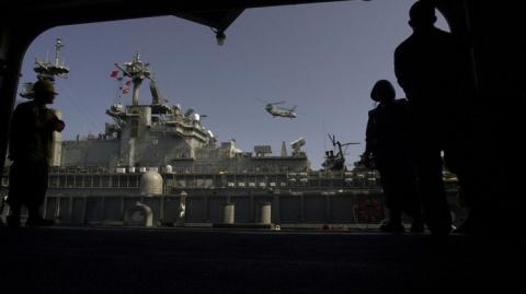 Пентагон уверяет, что десант…