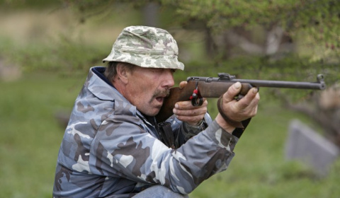 Депутат открыл стрельбу из р…