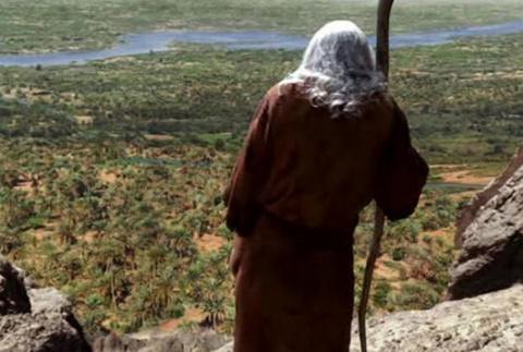 Афонский старец : Время наше сосчитано