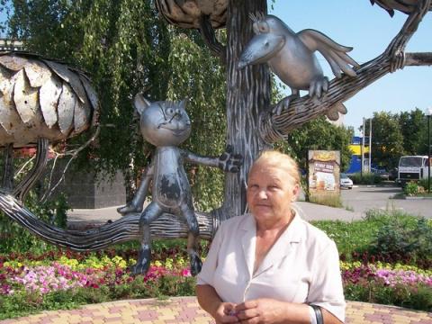 Светлана Ефимова(Дьякова)