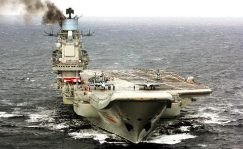 Модернизация «Адмирала Кузне…