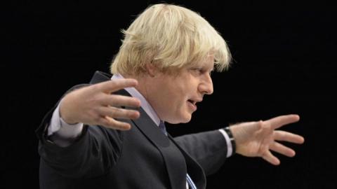 Глава британского МИДа заблудился в Сирии