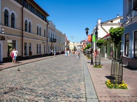 Интересные места в белорусском Гродно