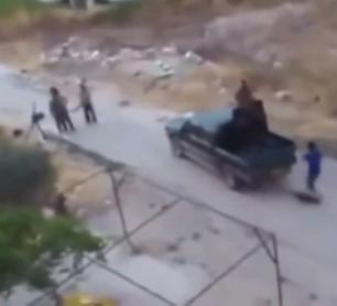 Боевики ИГИЛ сняли свою смер…