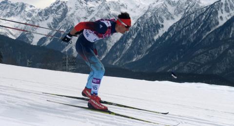 Российские лыжники проголосо…