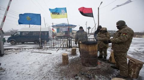 Блокада Донбасса превращает …