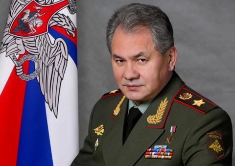 Сергей Шойгу: «Показных полк…