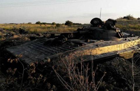 """Кабмин Украины определил порядок списания """"утраченной"""" техники командирами ВСУ"""