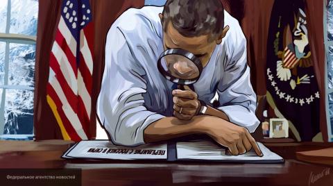 Барак Обама собирается напис…