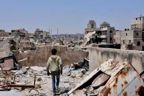 Продолжаются нападки на законного президента Сирии Башара Асада