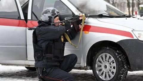 Террористы напали на воинску…