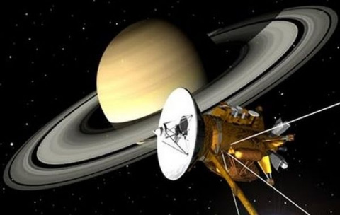 Зонд «Кассини» завершил свою…
