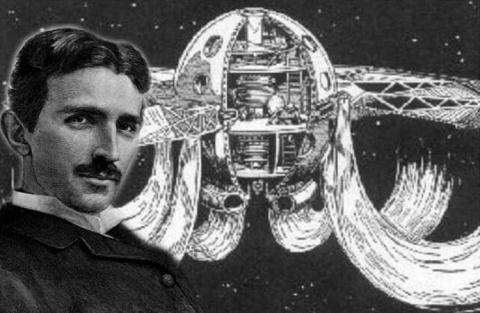 Никола Тесла подслушивал разговоры инопланетян