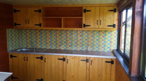 Летняя кухня на даче или «я …