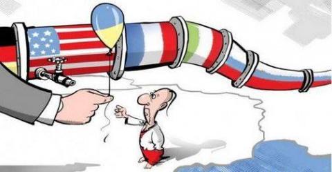 Разгул националистов на Украине заставил европейцев изменить свой взгляд на «Северный поток — 2»
