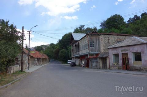 Дилижан и монастырь Гошаванк