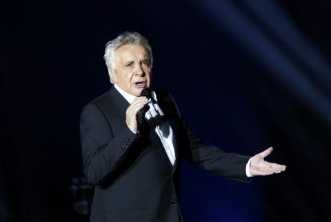ЗАРУБЕЖКА. Michel Sardou