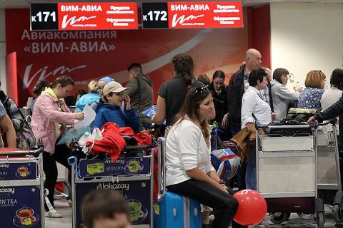 """СК России: """"ВИМ-АВИА"""" заподозрили к хищении денег у пассажиров"""