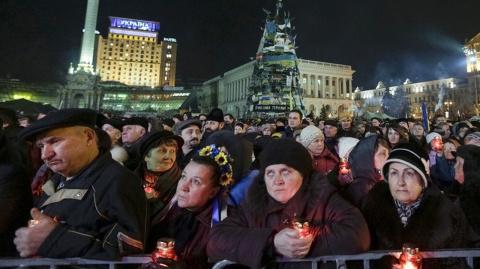 Демократический эксперимент в Киеве обернулся травлей и авторитарным режимом. FAZ, Германия