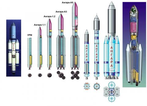 В период до 2015 года Россия получит современную ракету-носитель