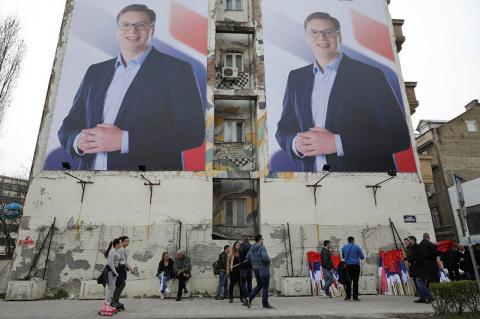 Фактор Путина на сербских выборах. Ростислав Ищенко