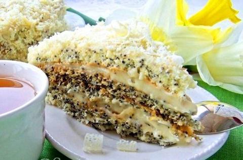 Шикарный торт «Царица Эстер»