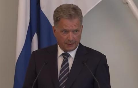 Президент Финляндии о санкциях США против России: это не безболезненный вопрос для ЕС