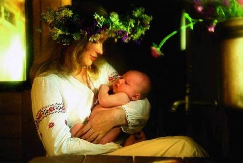 Роды на Руси: как это происходило в прошлом
