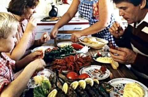 Рыбное меню. Блюда советской…