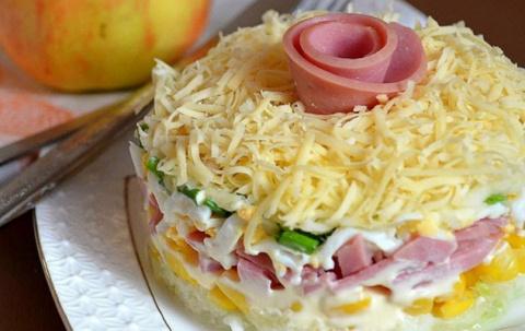 Мини — салатики (6 самых вку…