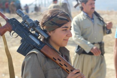 Тезисно по основном событиям в Ираке и Сирии. Мосул, Киркук, Алеппо