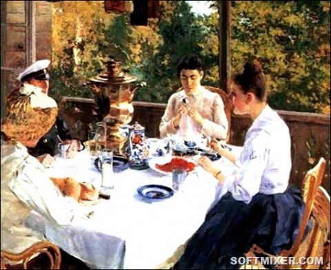 Чай по Достоевскому