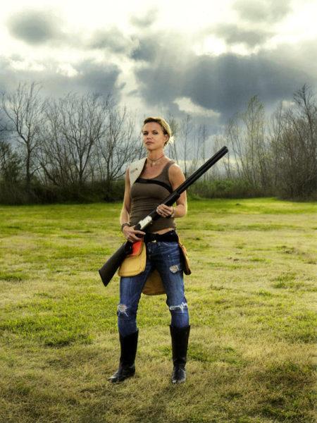 Женщина и охота.Ваше мнение??