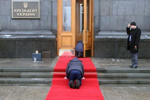 На каких условиях Украина готова мириться?
