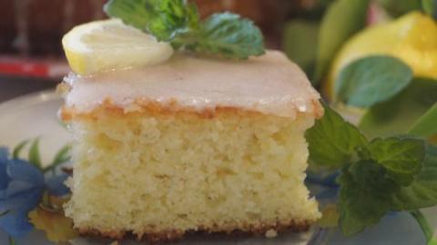 Наивкуснейший лимонный пирог…