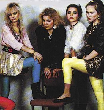 Это были лихие 90-е, мы одев…