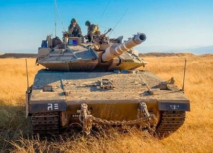 Израиль ввел наземные войска…
