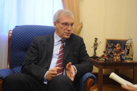 Грушко рассказал, что может повлиять на отношения России с НАТО