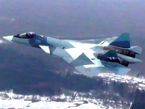 ВКС России становятся мощнейшими в мире