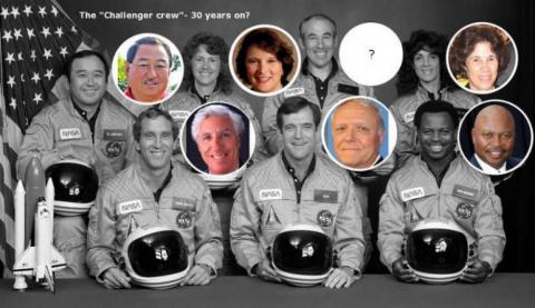 Очередной обман: Астронавты …