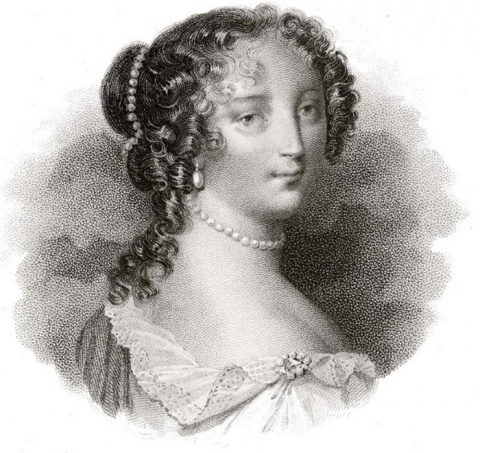Из гувернантки - в королевы: загадка фаворитки и тайной жены Людовика XIV
