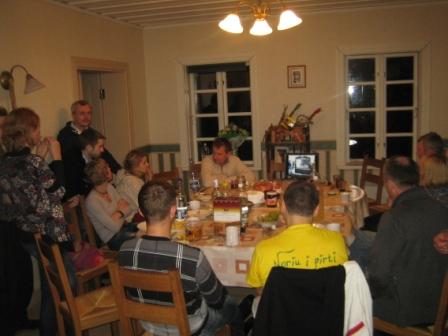 Семинар в Литве 2011