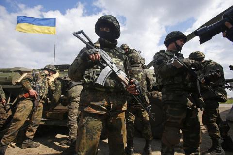 Новости Украины: Два украинских карателя подорвались на самодельной бомбе в зоне «АТО»