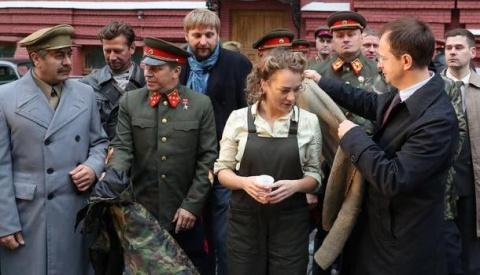 Мединский назвал фильм «Увидеть Сталина» «правильным российским кино»