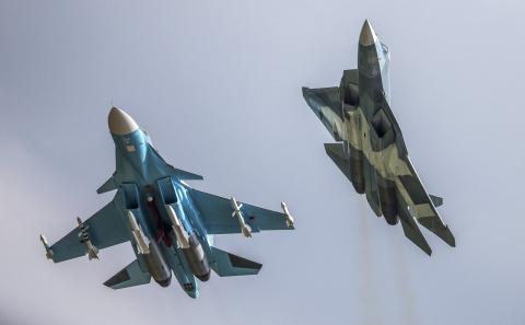Французы удивлены нашей ПВО …