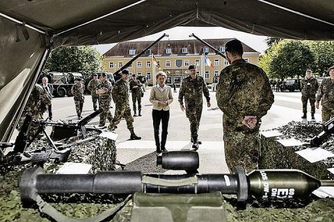 Новая Европа: ЕС стремится создать еврогосударство с одним лидером и единой армией