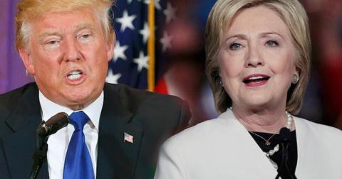 Клинтон назвала Трампа «мари…