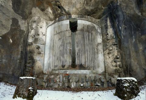 Секретные бункеры и бомбоубе…