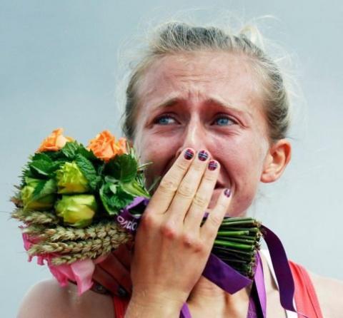 Украинка обратилась к соотеч…